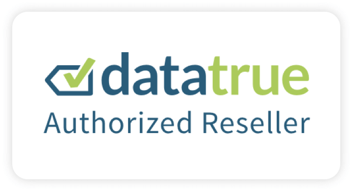Datatrue Authorized Reseller